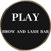 Play Brow & Lash Bar Logo